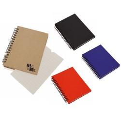 Cahier bloc notes personnalisable