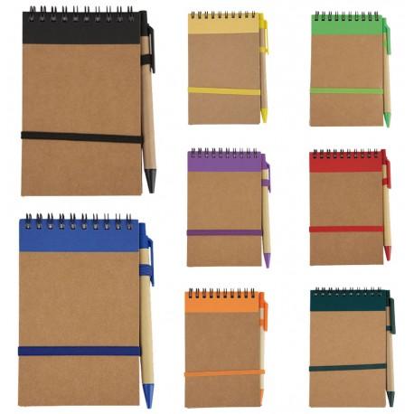 Bloc Notes Carton Recyclé
